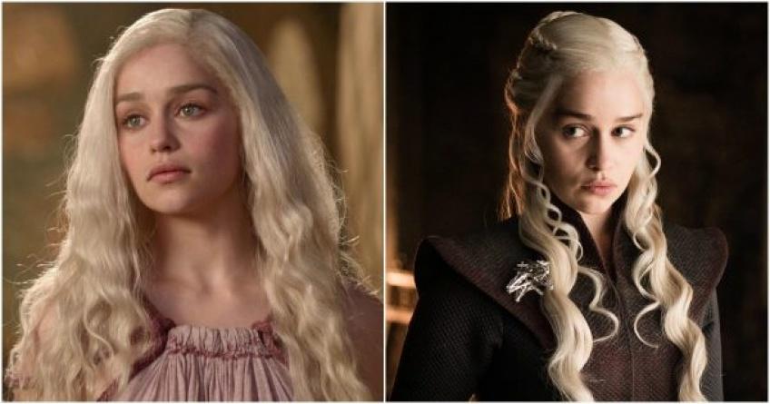 Game of Thrones : Les acteurs ont bien changé et en voici la preuve !