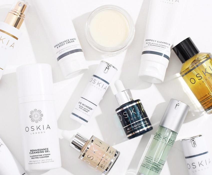 Beauty Crush #79 : Oskia, la marque qui donne un coup de pep's à notre peau !