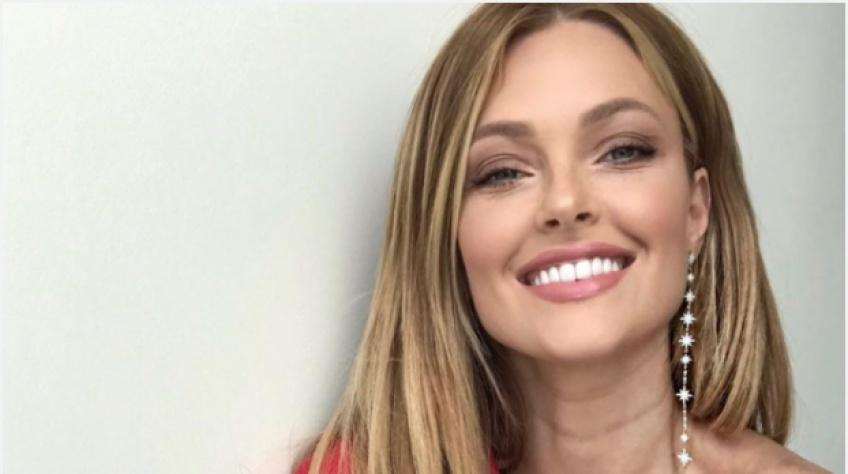 Caroline Receveur sublime sans maquillage !