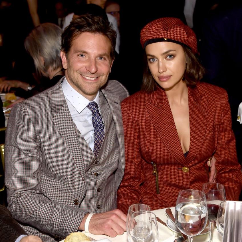 C'est officiel : Bradley Cooper et Irina Shayk se sont séparés après 4 ans de relation