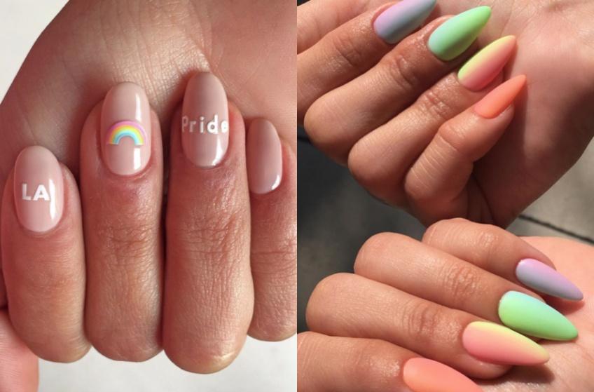Pride Month : les inspirations nail-art pour fêter le mois de la fierté !