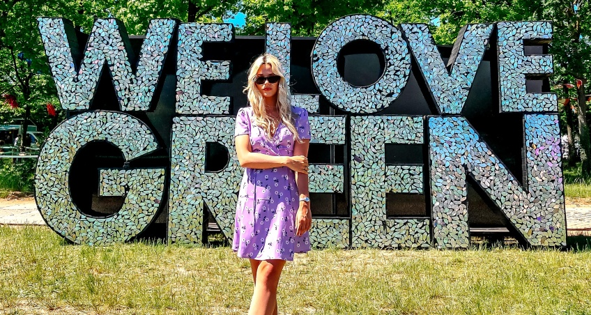 Les plus beaux looks d'influenceuses repérés au Festival We Love Green !