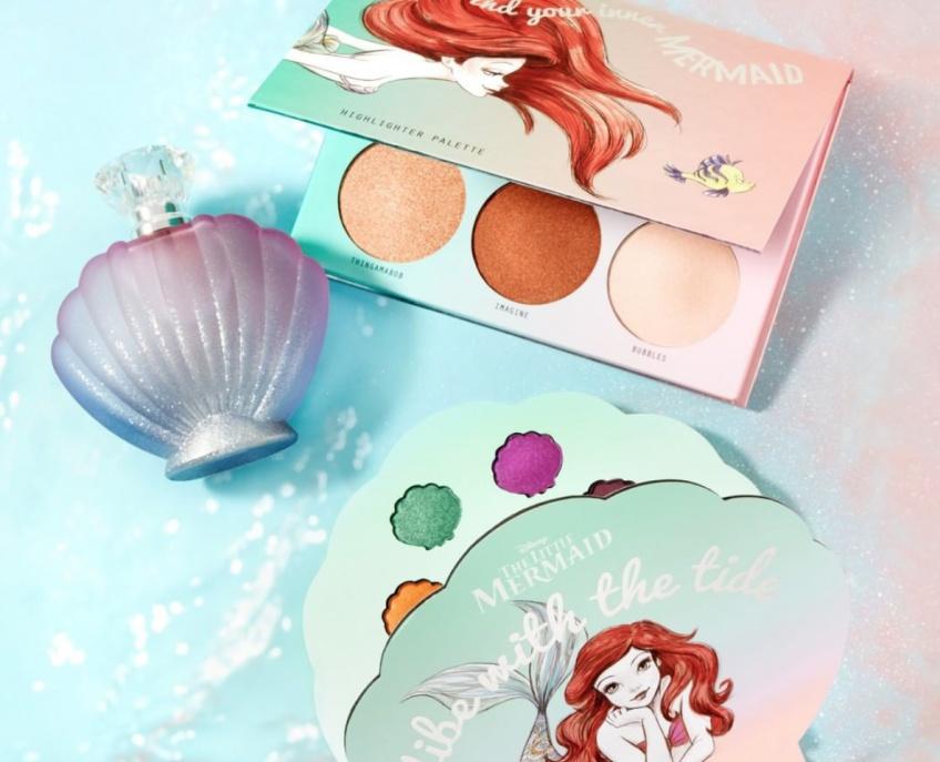 Primark lance une collection de maquillage inspirée de La Petite Sirène !