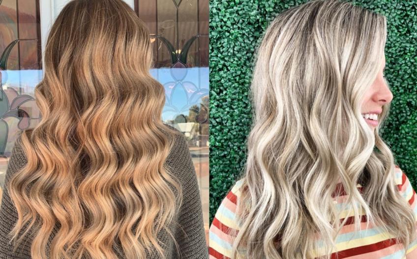 La preuve par 20 qu'un balayage est la solution pour des cheveux lumineux !
