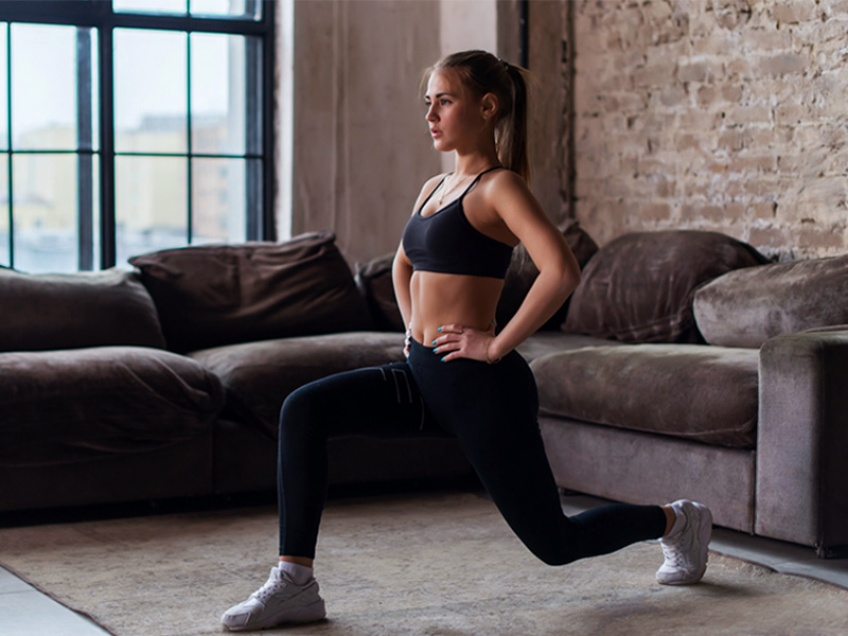 Et si on se motivait pour faire 10 minutes de sport à la maison, le matin avant de partir au travail ?
