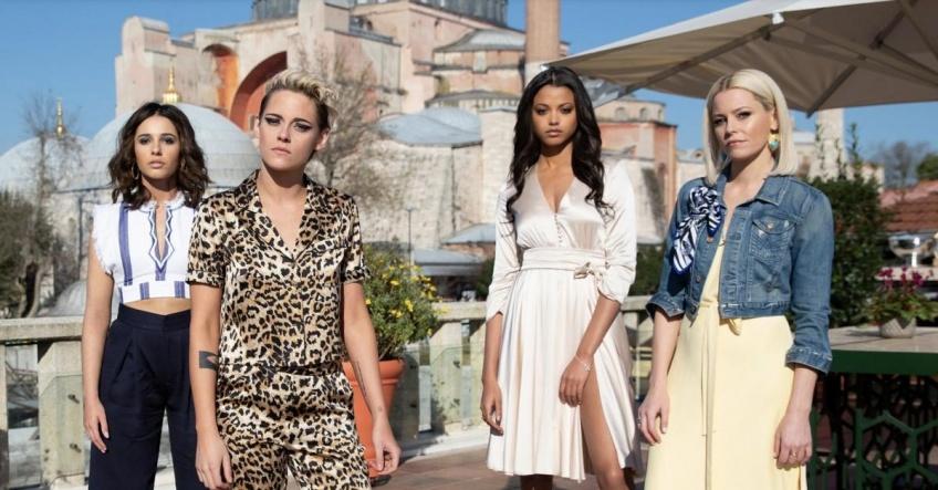 Charlie Angel's : Découvrez la bande-annonce du nouveau remake avec Kristen Stewart