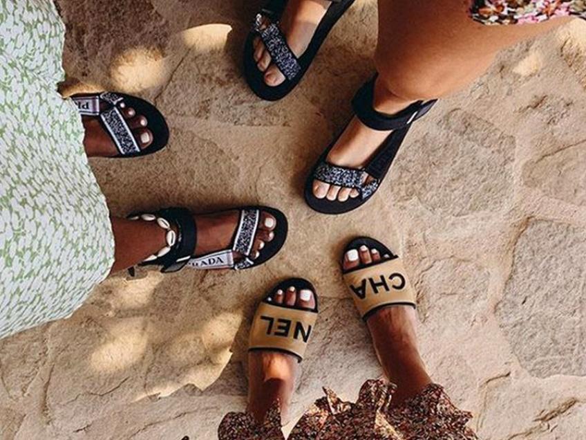 #Shoesday : 30 chaussures à tomber qui vont remplacer vos éternelles tongs pour l'été