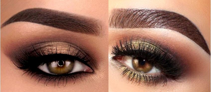 Des inspirations et tutos make-up pour les yeux marron à tester rapidement !