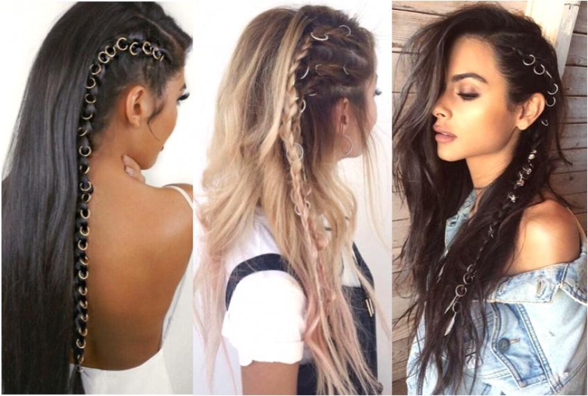 Découvrez comment apporter une touche Rock'n Roll à vos cheveux !
