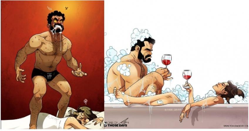Ces dessins qui illustrent parfaitement la vie de couple