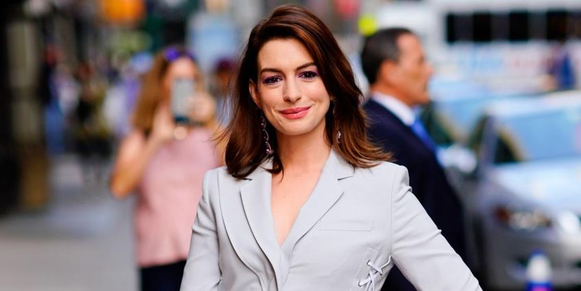 Anne Hathaway annonce sa grossesse de la manière la plus adorable possible