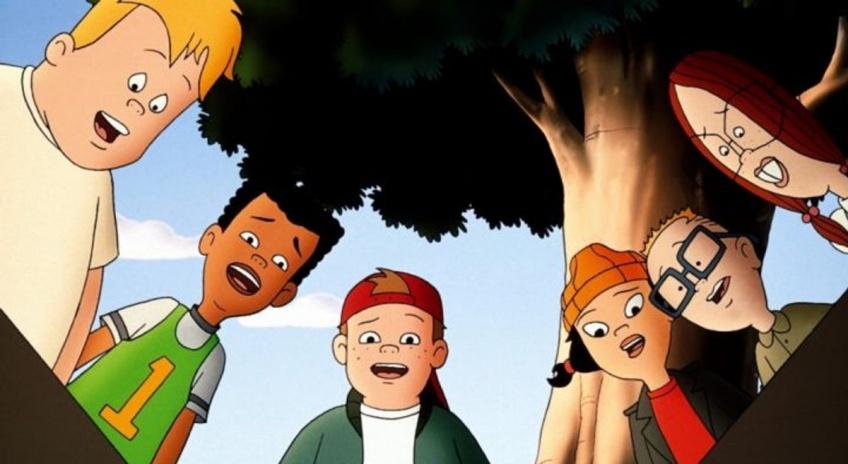 'La Cour de Récré' : le dessin animé culte de notre enfance va être adapté en film !