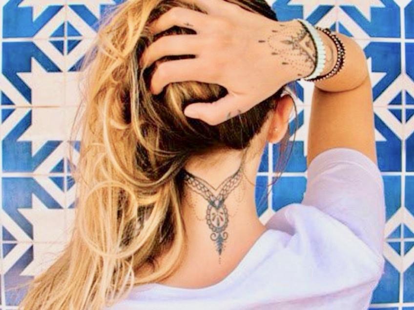 tatouages nuque