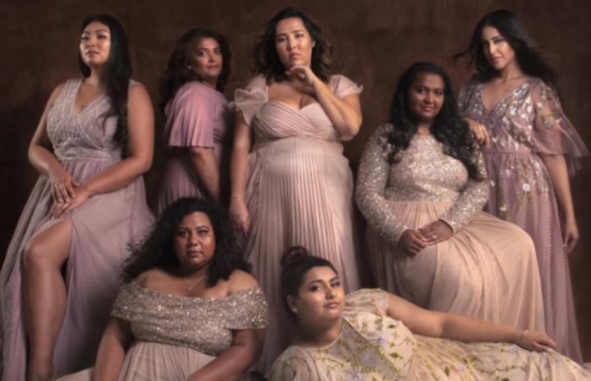 Ce shooting photo met en valeur la diversité des femmes asiatiques !