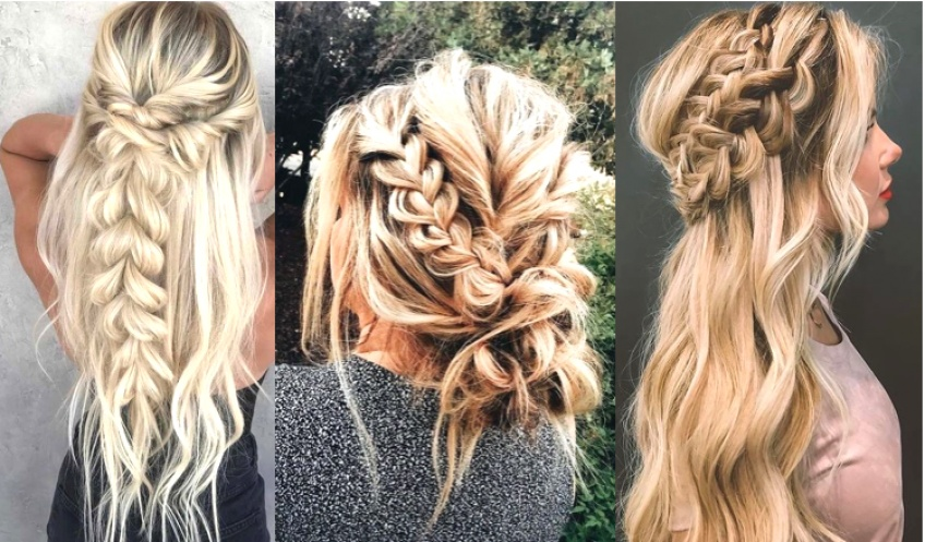 20 coiffures tressées que l'on rêverait de copier !