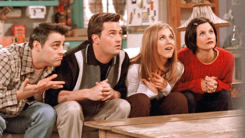 Alerte Job de rêve : être payée à regarder l'intégralité de la série Friends !