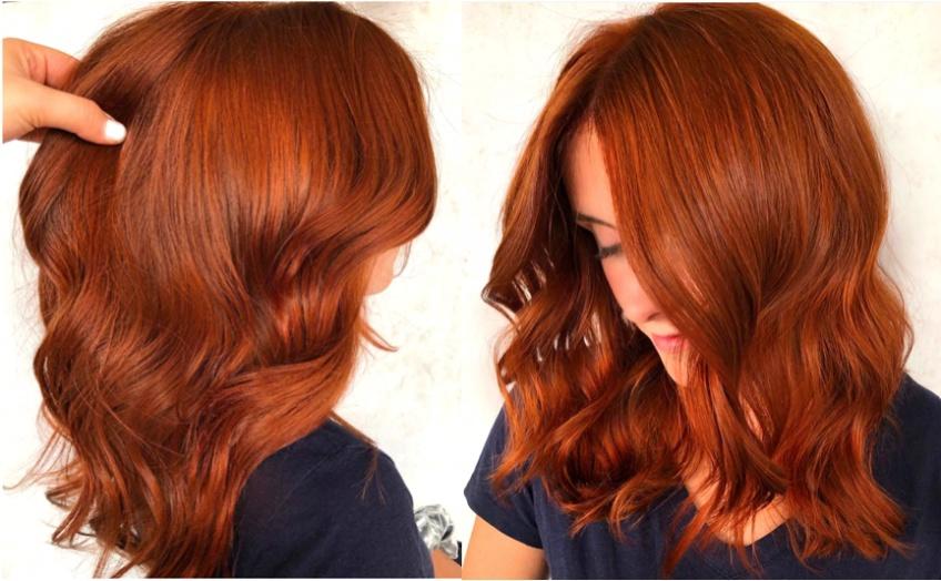 Ginger Beer Hair : la coloration à adopter de toute urgence !