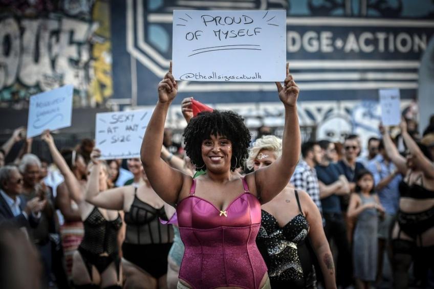 défilé body positive Paris