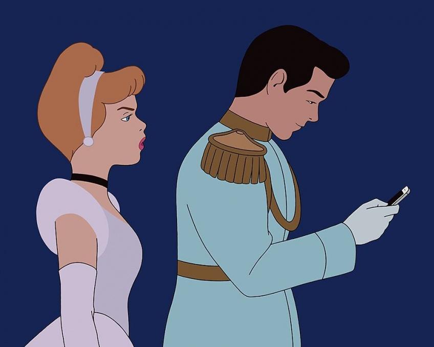 Et si nos personnages Disney préférés vivaient à notre époque ?