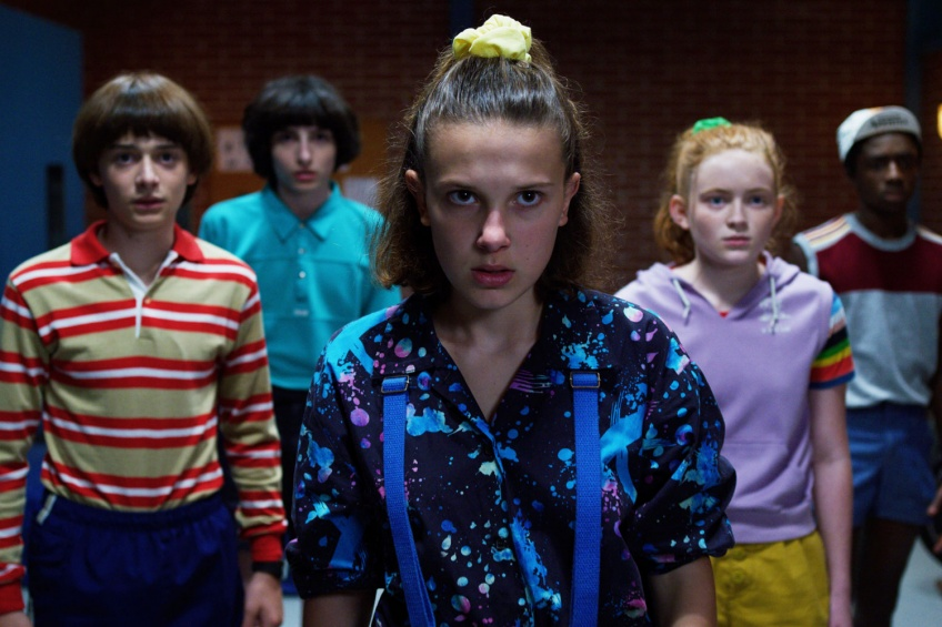 saison 4 Stranger Things Netflix
