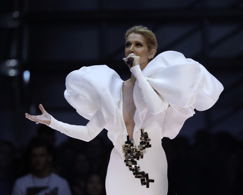 Céline Dion malade concerts annulés