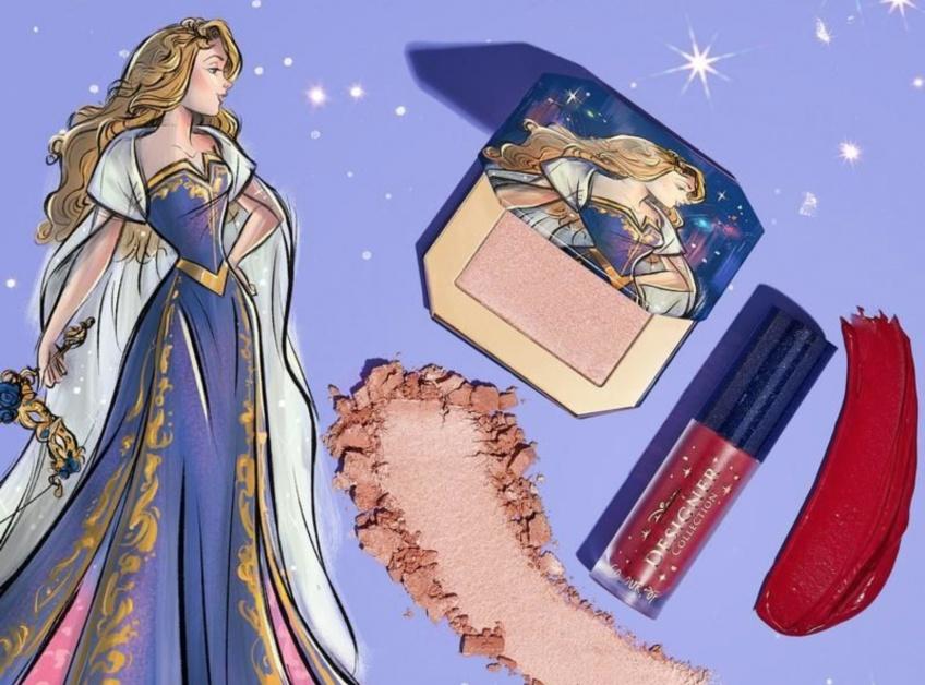ColourPop dévoile une collection make-up inspirée des princesses Disney !