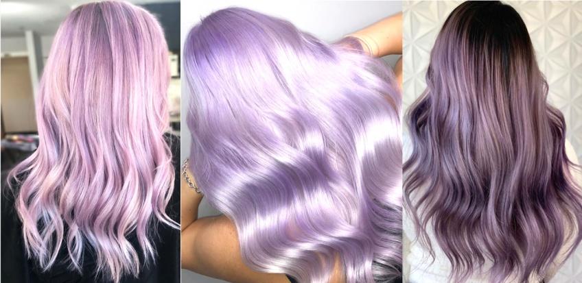 Les plus belles nuances de lilas pour inspirer votre prochaine coloration !