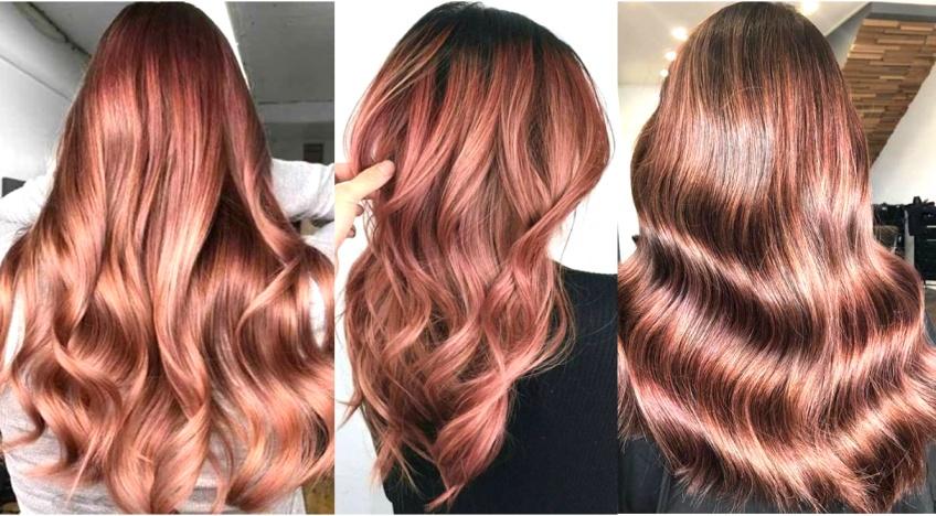 Rose Bronze : la coloration à laquelle vous ne pourrez pas résister !