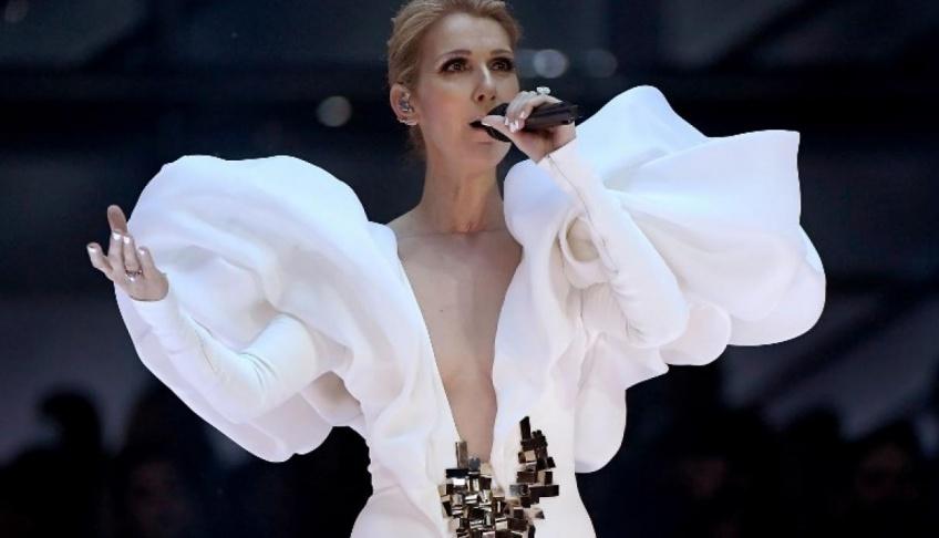 évolution mode Céline Dion