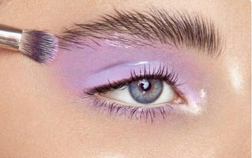 paupière pop makeup