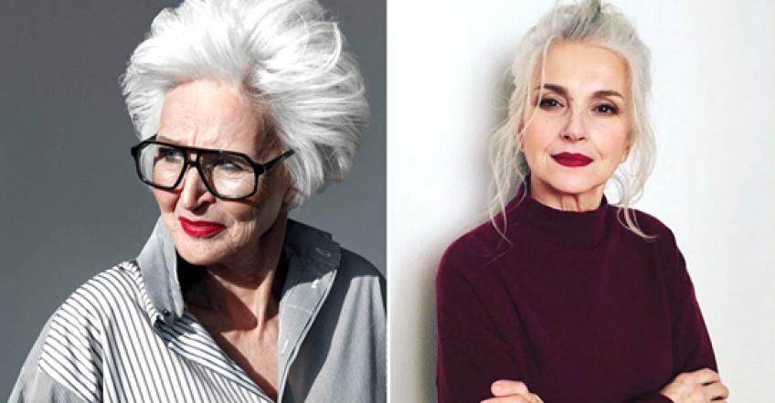 Ces modèles seniors prouvent que la beauté n'a pas d'âge !