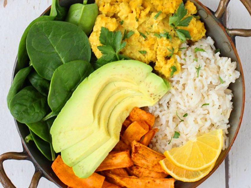 5 recettes végétariennes pour voir la vie en vert !