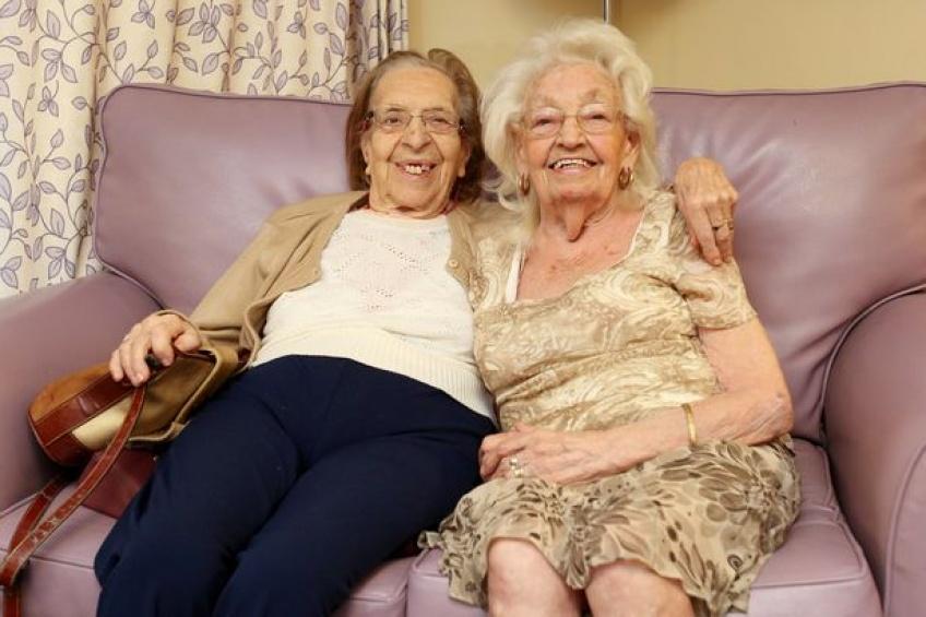 meilleures amies 80 ans