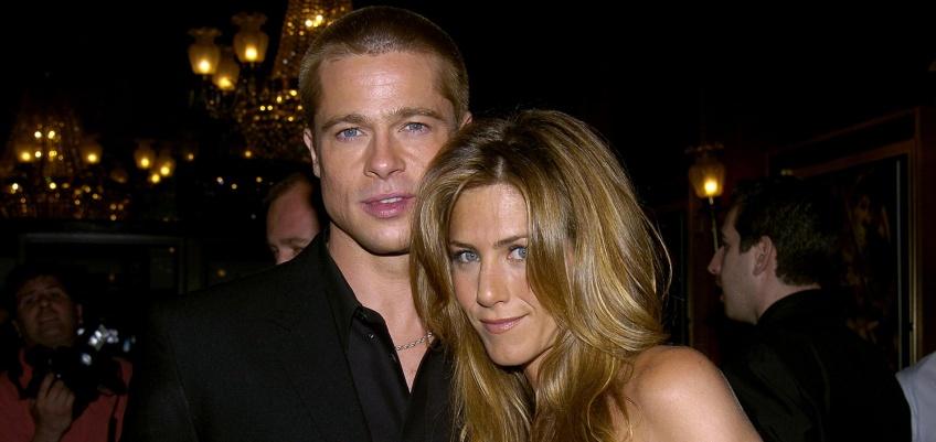 Amour de stars : Brad Pitt et Jennifer Aniston