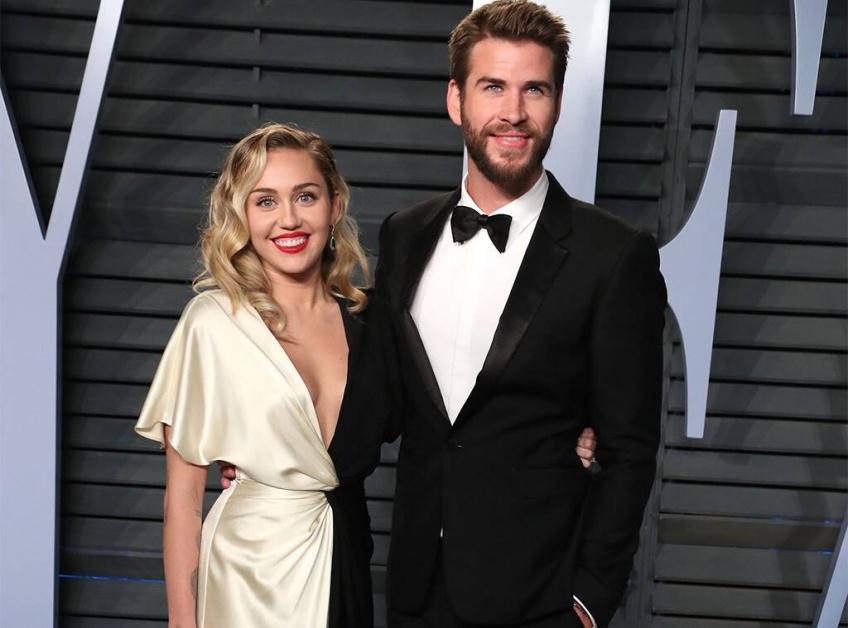 Amour de Stars : Miley Cyrus et Liam Hemsworth