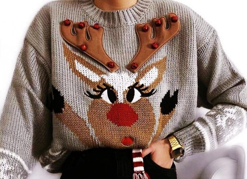 pulls moches Noël