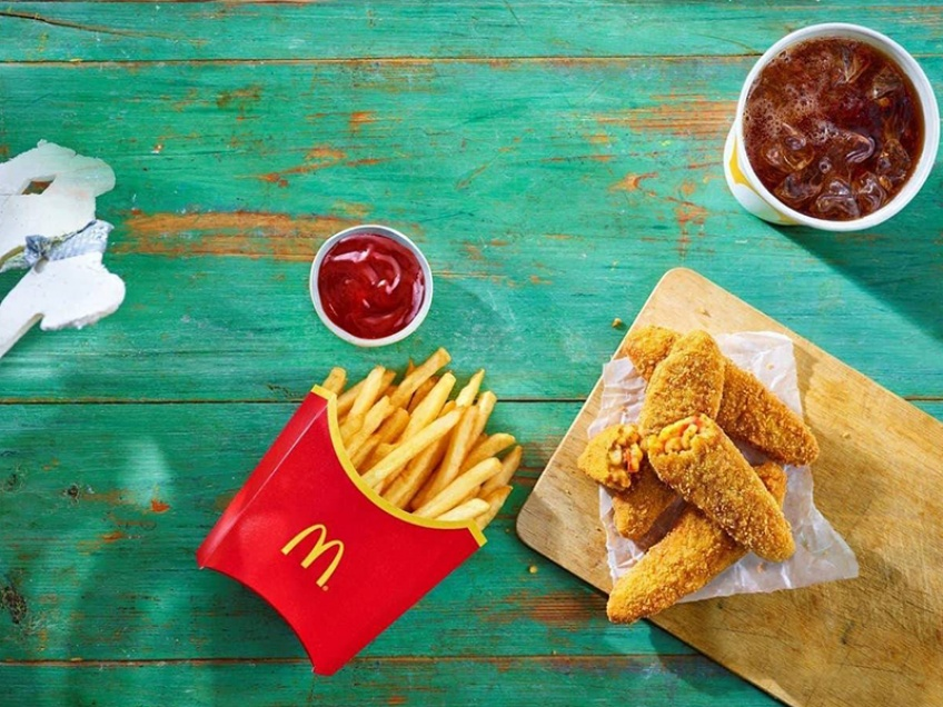 Dégustez votre menu entièrement vegan chez McDonald's à partir du 2 janvier 2020
