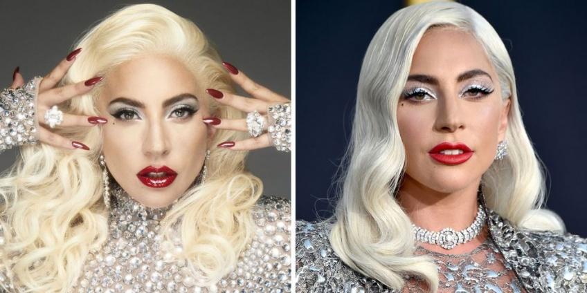Lady Gaga dévoile une collection de maquillage inspirée par 'A Star Is Born'