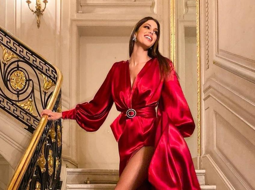 Iris Mittenaere dénonce le concours Miss Univers et ses coups bas