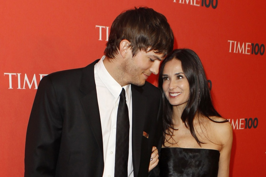 Amour de Stars : Demi Moore et Ashton Kutcher