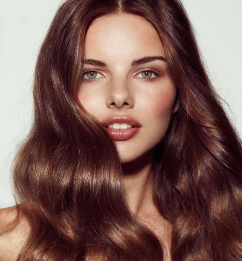 routine cheveux bio