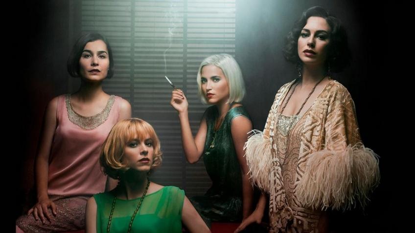 saison 5 las chicas del cable