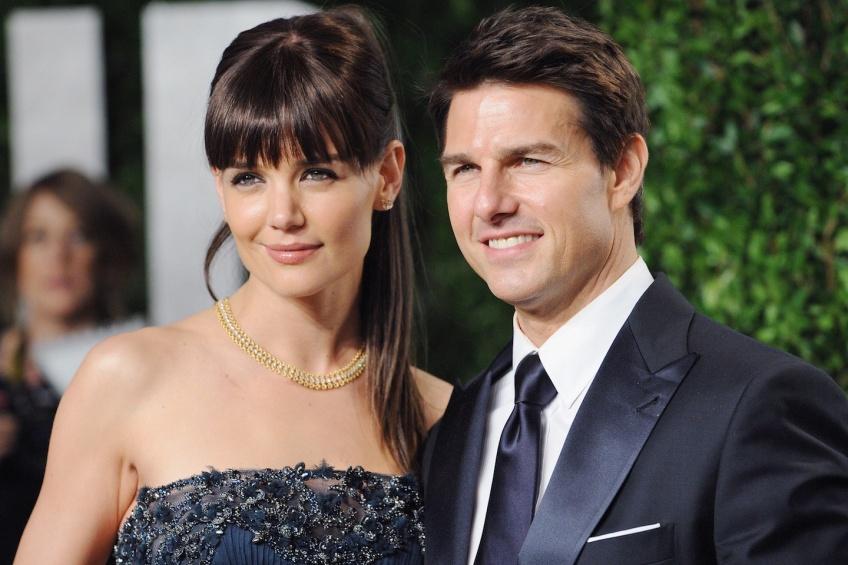 Amour de Stars : Katie Holmes et Tom Cruise