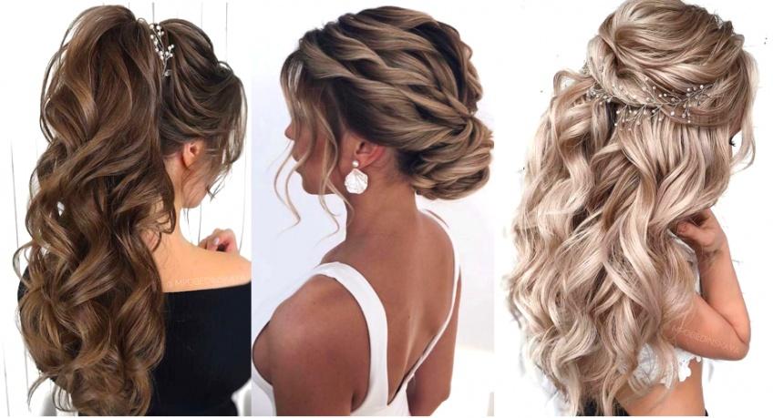 20 coiffures de mariées pour celles qui s'apprêtent à dire OUI !