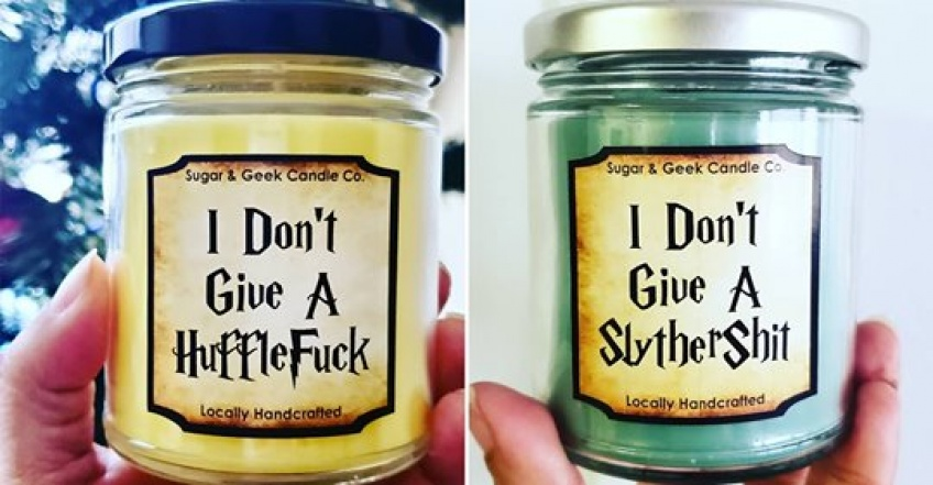 Ces bougies inspirées des maisons d'Harry Potter sont ce que vous recherchez !