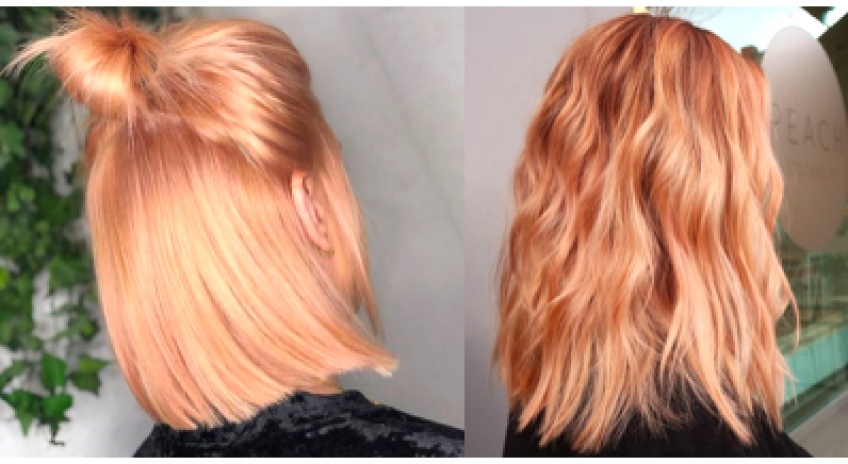 Les inspirations les plus canon de blond fraise pour la saison !