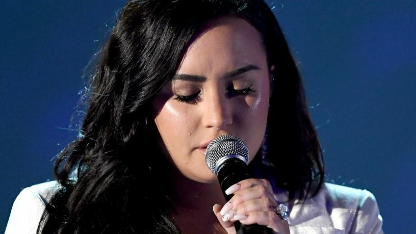 Demi Lovato comeback Grammy Awards 2020