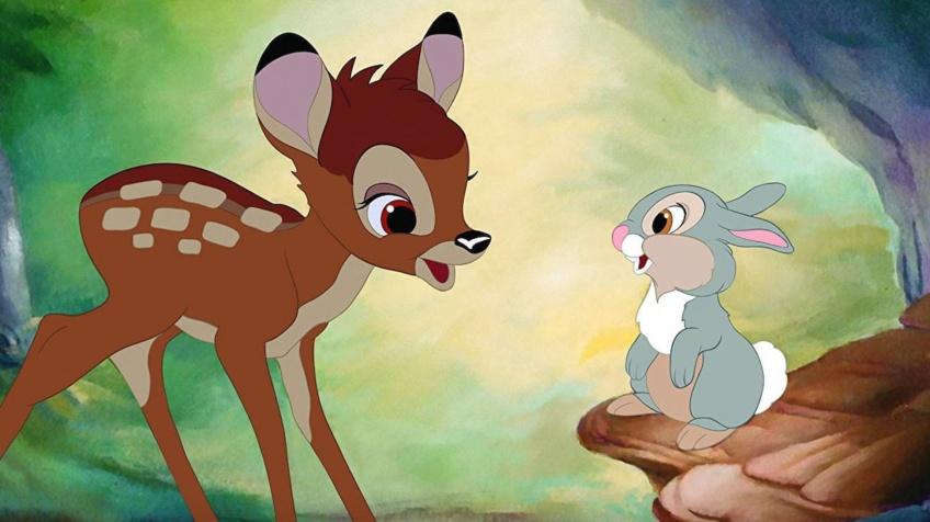 Remake Bambi Disney