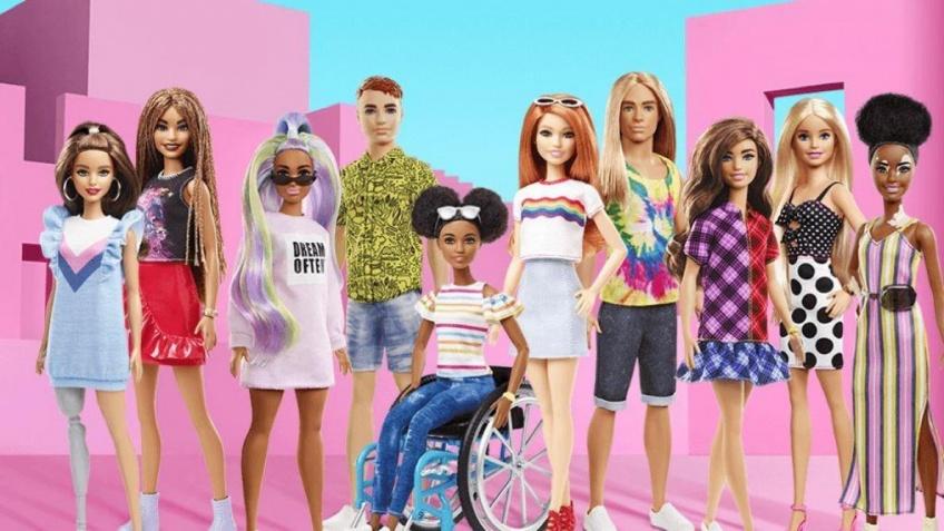 De nouvelles Barbies ont été dévoilées et célèbrent la diversité !