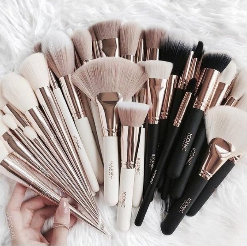 guide d'utilisation pinceau make-up